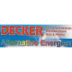 DECKER - Alternative Energien