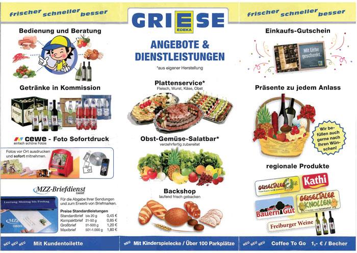 EDEKA Griese in Bad Lauchstädt
