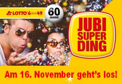 Lotto Jubiläum