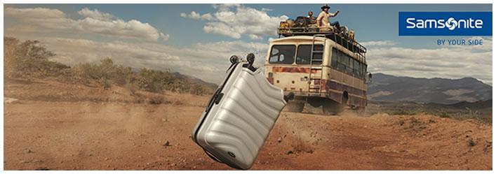 Strapazierfähig sind besonders die Koffer von Lederwaren Mey auf Freiberg.
