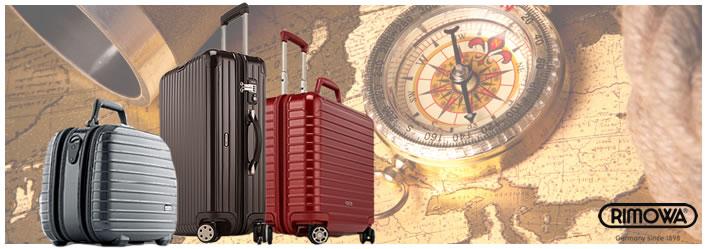 Koffer von Lederwaren May in Freiberg, sind besonders stabil.