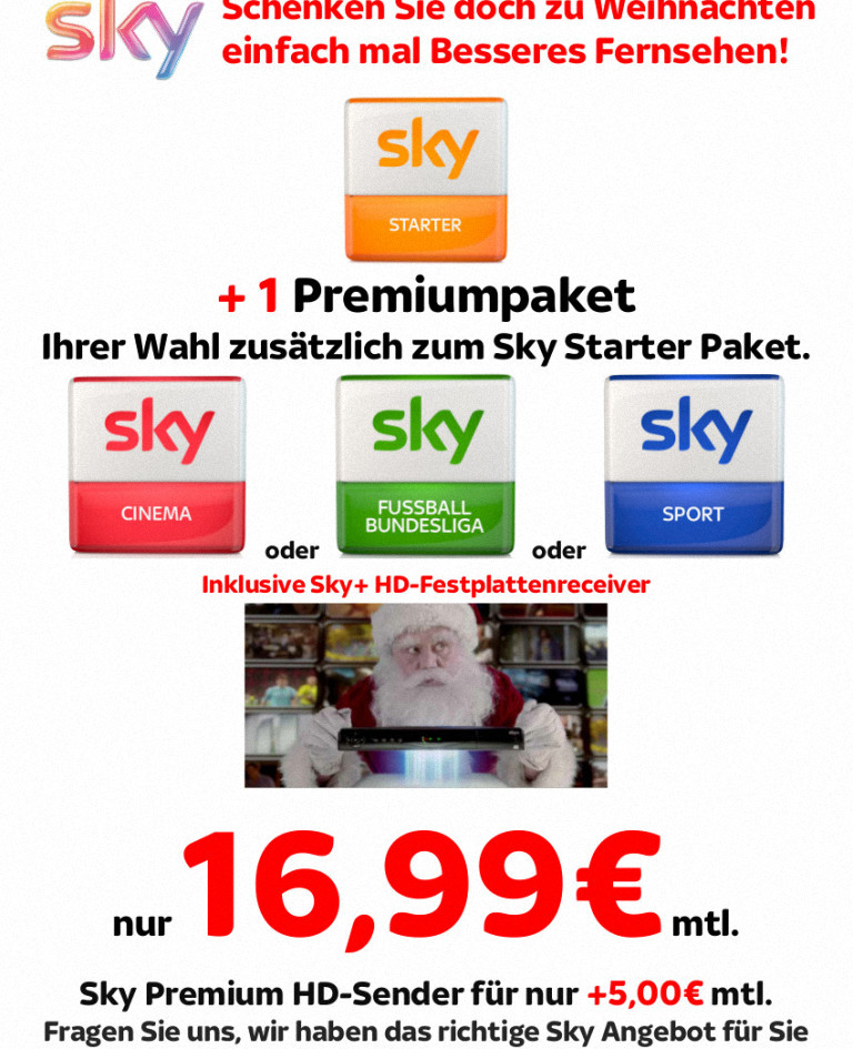 Sky Aktuelle Angebote