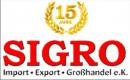 SIGRO Import Export Großhandel e. K.