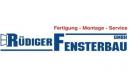 Rüdiger Fensterbau GmbH
