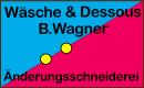 Maß- und Änderungsschneiderei B. Wagner
