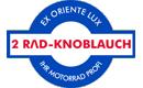 2-Rad Knoblauch