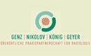 Üö. GP.  für Radiologie Dr. med. Chris König
