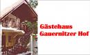 Gauernitzer Hof Gästehaus