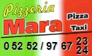 Mara Pizzeria, Restaurant & Bringservice