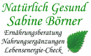 Natürlich Gesund | Inh. Sabine Börner
