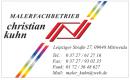 Malerfachbetrieb Christian Kuhn