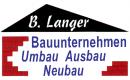 Bauunternehmen Bodo Langer Inhaber:  Danny Langer