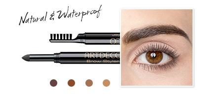 NEU  ARTDECO  LET`S TALK ABOUT BROWS