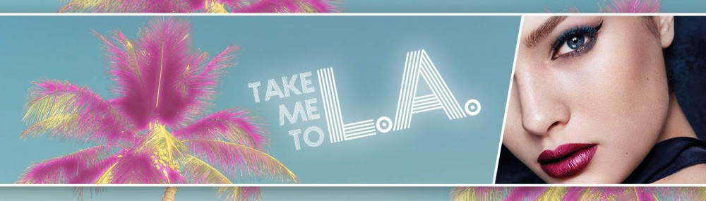 NEUHEIT      ARTDECO  TAKE ME TO L.A: - KOLLEKTION