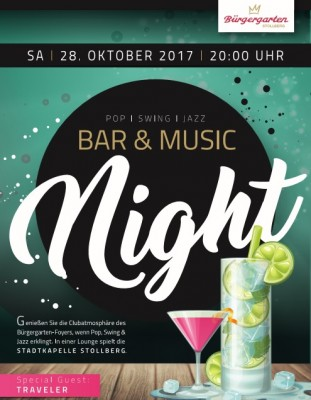 Bar & Music Night