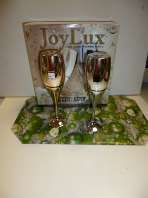 Der neue Damenduft  Joy Lux Brilliant  by Jean Pierre Sand