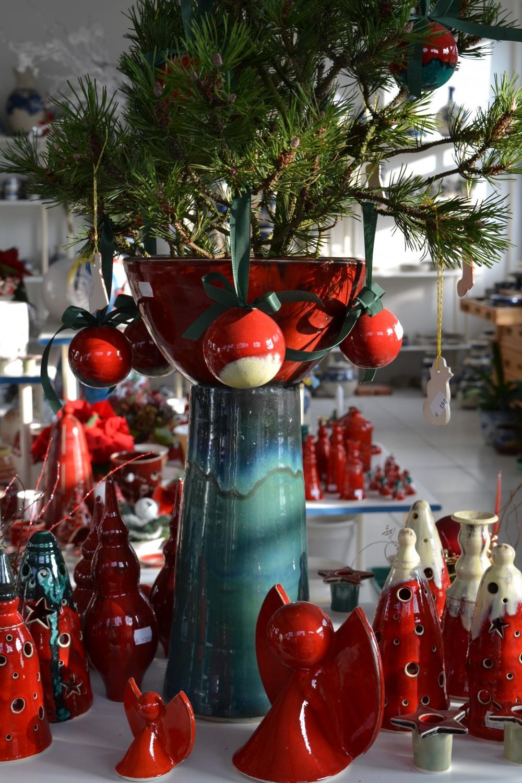 T pfern weihnachten kaagenbraassemvoetbal - Gartenkeramik topfern ...