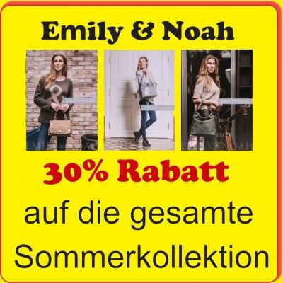Sommer-Sale - Emily & Noah - 30% Rabatt im SALE