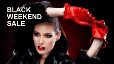 XXL BLACK Shopping WEEKEND SALE 2018