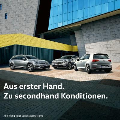 Jahreswagen-Aktion bei Baude & Werner