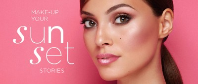 NEU   ARTDECO  Make up your SUNSET Stories