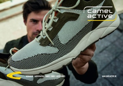 CAMEL ACTIVE 539.12.02 RUN 12 OFF-WHITE/OLIVE