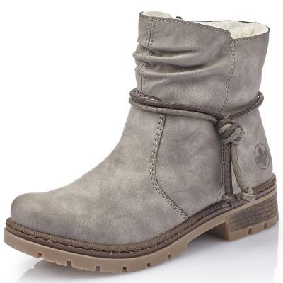 Rieker Damen Boot grau - Y7463-40
